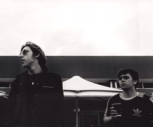 b&w, catfish and the bottlemen, and van mccann image