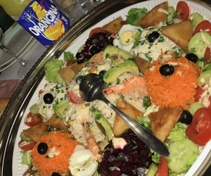 food, rebeux, and wedding image