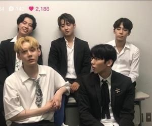 handsome, seyong, and gunwoo image
