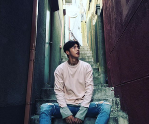 nam joo hyuk, actor, and boy image