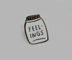 feelings, aesthetic, and pins image