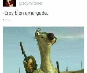 divertido, humor, and amargada image