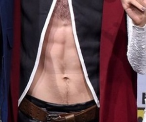 abs, crush, and handsome image