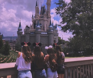 amizade, travel, and disney image