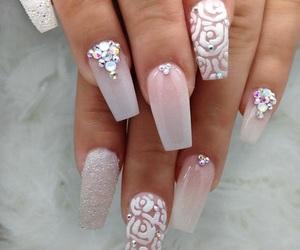 beautiful, nail, and pastel image
