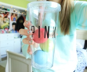 pink, eos, and tumblr image