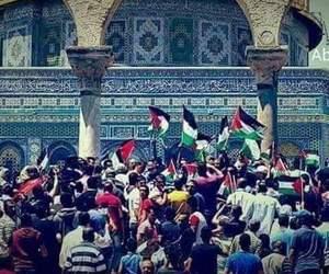 فلسطين, الاقصى المبارك, and ّالقدس image
