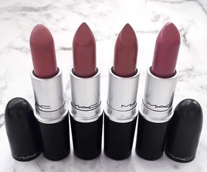 lipstick, girly, and mac image