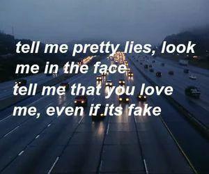 idfc, blackbear, and Lyrics image