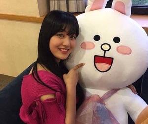 jihyo, rabbit, and twice image