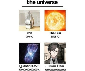 funny, Hot, and mystic messenger image