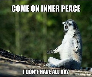 peace and inner image
