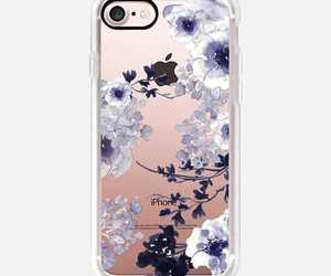 cover, casetify, and floral image