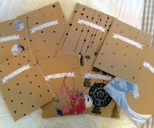 notebook, cool, and diy image