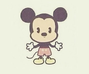 mickey and cute image