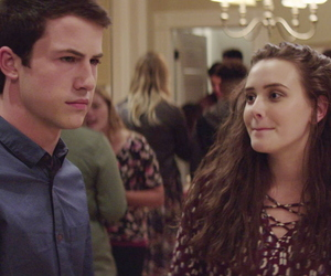 casal, couple, and dylan minnette image