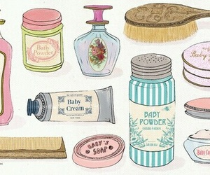 drawing, illustration, and beauty image