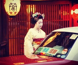 geisha, culture, and japan image