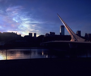 buenos aires, place, and madero image