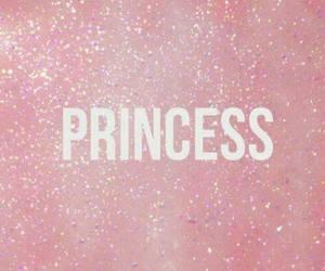 girly, glitter, and princess image