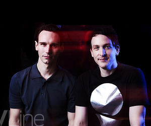 robin lord taylor and cory michael smith image