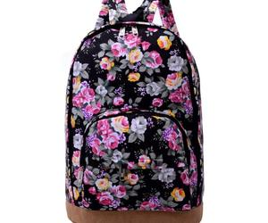 backpack, fashion, and kids image