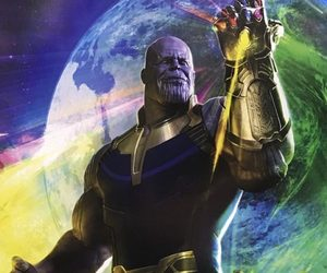 thanos and Marvel image
