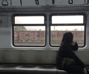 train, aesthetic, and grunge image