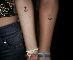 Best, tatto, and friends image