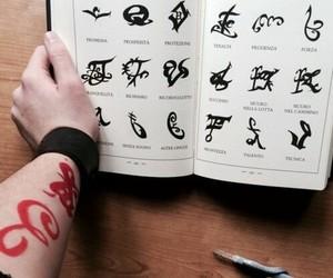 runes and shadowhunters image