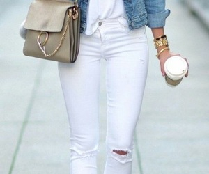 fashion, style, and casual look image