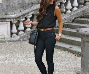 style and ladies fashion image