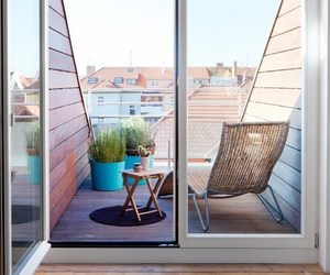 balcony, fashion, and home image