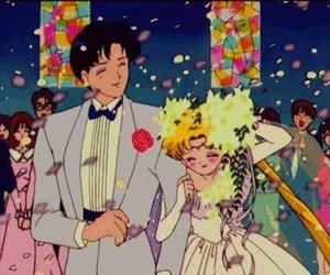 sailor moon, cartoon, and anime image