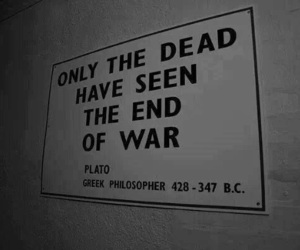 quotes, war, and dead image