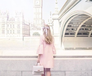 inspiration and pink image
