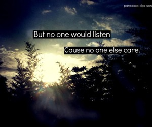 care, listen, and photoset image