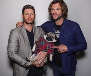 supernatural and j2 image