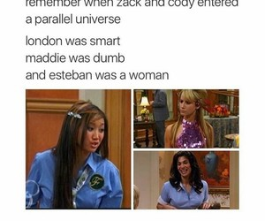 london, zach and cody, and esteban image