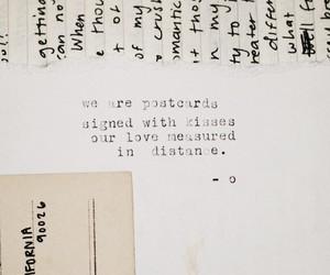 poem, poetry, and typewriting image