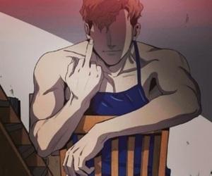 anime, ks, and sangwoo image