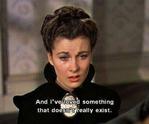 Gone with the Wind, quote, and vivien leigh image