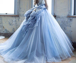 disney, dress, and fantasy image