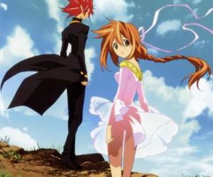 heavens, magical kingdom, and yumemi image