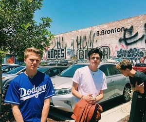boys, colors, and new hope club image