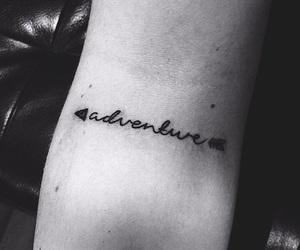 adventure and tattoo image