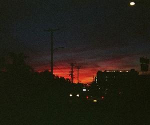 analog, dark, and disposable camera image