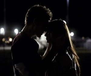 the vampire diaries, stelena, and love image