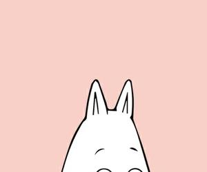 moomin and pink image