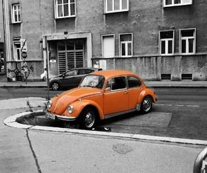 car, city, and grey image